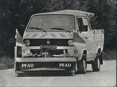 Vw T3 Doka, Transporter T3, Volkswagen, Automobile, Vans, Trucks, Vehicles, Belgium, Image