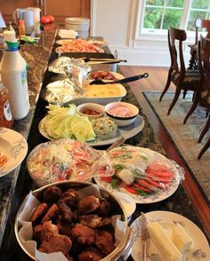 Come stay at one of our premier vacation homes on Kiawah or Seabrook Island and enjoy some delectable Southern cuisine!  http://www.beachwalker.com/