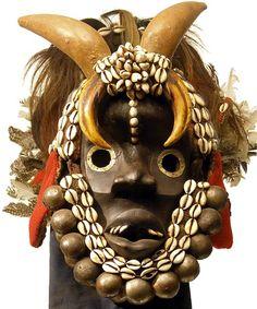 Africa | Dan Mask, ca mid 20th century