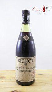 OccasionVin – Vin 1979 Bichot Beaujolais-Village