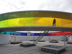 The Rainbow Panarama, ARoS Museum, Aarhus, Denmark