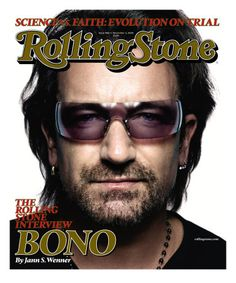 3. The Person Riding Shotgun: Bono #EsuranceDreamRoadTrip