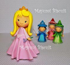 Mayumi Biscuit: Bela Adormecida - Aurora
