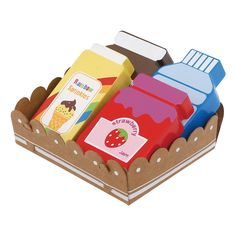 Wooden Toy Shop, Wooden Toys, Chocolate Spread, Daily Specials, Rainbow Sprinkles, Strawberry Jam, Toys Shop, Fine Motor Skills, Fun