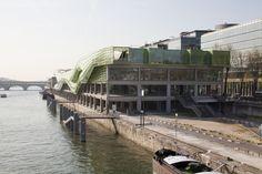 Docks, Cité de la Mode et du Design, Paris © Nicolas Borel