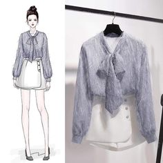 Kpop Fashion Outfits, Korean Outfits, Stylish Outfits, Fashion Dresses, Fashion Line, Work Fashion, Trendy Fashion, Fashion Looks, Korean Fashionista