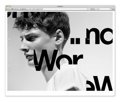 ImageWork site by Michael Mandrup