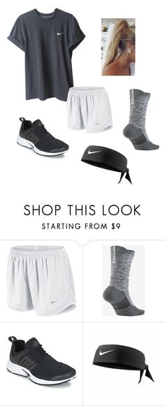 """we're friends. rtd"" by mallory-d ❤ liked on Polyvore featuring NIKE"