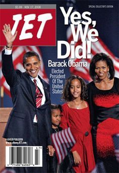 president obama and f.l obama on jet magazine cover pinterest | + images about JET covers over the years. on Pinterest | Jet magazine ...