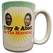 Troy and Abed in the Morning! From Community