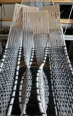 make wire heddles - Google Search