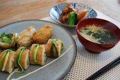 sushi INARI : COOKING ROOM 401 : プライベートレッスン専門の料理教室 │ クッキングルーム401(渋谷)