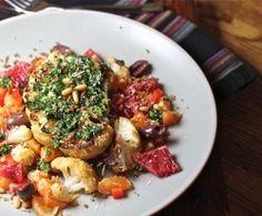 Dry Rubbed Cauliflower Steaks Recipe