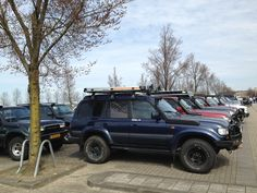 LC at landcruiser event Netherlands 2013 Land Cruiser Fj80, Toyota Land Cruiser, Landcruiser, Toyota Lc, Offroad, Wheels, Cars, Off Road, Autos