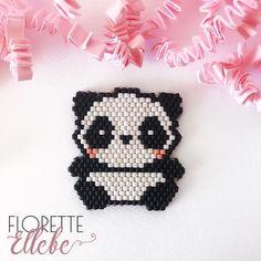 """143 Likes, 5 Comments - Les Bijoux Florette Ellebe (@florette_ellebe) on Instagram: """"Avec cette création, j'ai une énorme pensée pour la plus grande fan de panda ma @camillex2703 ❤️…"""""""