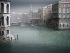 Venice! After visiting Venice I wanted to live there. I will for sure go back. It is such a magical place.