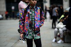 London Men's Fashion Week Spring 2016, Day 3 - London Men's Fashion Week Spring 2016 Day 3-Wmag