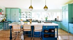 From Cabinets to Lighting: Expert Tips for Designing Your Dream Kitchen via @MyDomaine