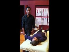 ▶ Manual Ligament Therapy shoulder release - YouTube