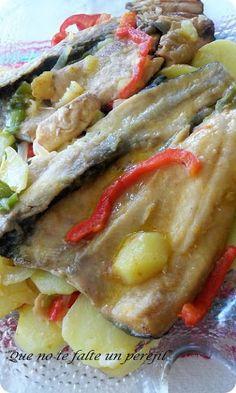 Truchas con Patatas Ketogenic Recipes, Ketogenic Diet, Diet Recipes, Vegan Recipes, Keto Results, Ketogenic Lifestyle, Keto Dinner, Salmon, Chicken