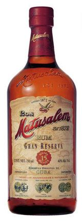 Matusalem Gran Reserva Rum