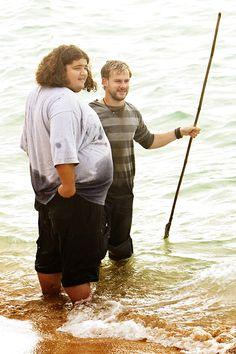 Hurley & Charlie- LOST