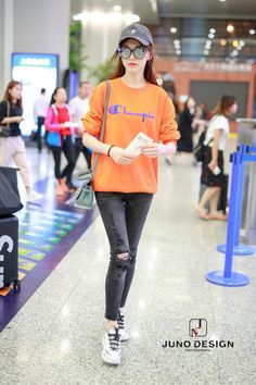 Chinese Fashion, Chinese Style, Tiffany Tang, Kim So Eun, Angelababy, Chinese Actress, My Sunshine, Asian Woman, Sporty