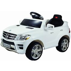 nice great mercedes benz ml350 6v electric kids ride on car licensed mp3 rc remote control