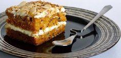 Šťavnatý mrkvový koláč