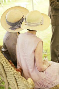 downton hats