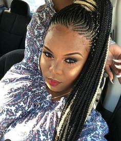 Braids With Weave, Box Braids, Cornrows, Protective Styles, Braided Hairstyles, Lady, Hair Styles, Couples, Fashion