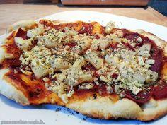 Yammie - Die selbstgebackene vegane Steinofen-Pizza wie bei Luigi in der Pizzeria