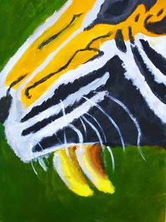 Mrs. Kamp's Canvas: Adventures in Middle School Art!: February 2015