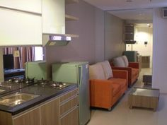 Green Central Gajah Mada 1 BR Fully furnished   jalan Gajah Mada no 188, Tamansari Taman Sari » Jakarta Barat » DKI Jakarta