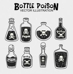 Choose your bottle by kaizenandres Flash Art Tattoos, Body Art Tattoos, Small Tattoos, Sleeve Tattoos, Fake Tattoos, Black Tattoos, Tattoo Sketches, Tattoo Drawings, Icon Tattoo