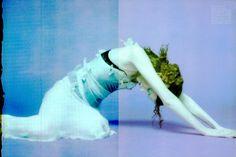 Body's Magic Photographer: Paolo Roversi Stylist: Alice Gentilucci Models: Laetitia Casta & UnknownsNone