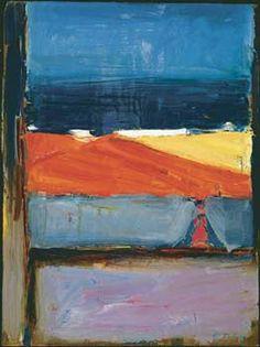 Richard Diebenkorn - ocean