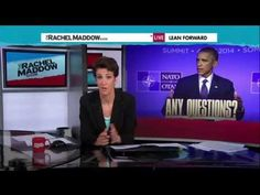 Maddow Mopes About All Poor President Obama Has On His Plate: 'Aren't You Glad You're Not President?'