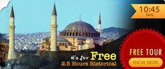 Чем заняться в Стамбуле бесплатно - музеи, экскурсии, рынки и прогулки