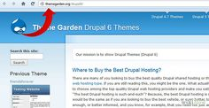 How to Install a Theme in Drupal #technology