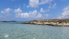 A piece of paradise on Earth. Elafonisi beach in Crete.  #photography #crete #canonphotography #greece #canon #travel
