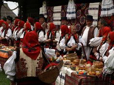 Spring customs in Maramures