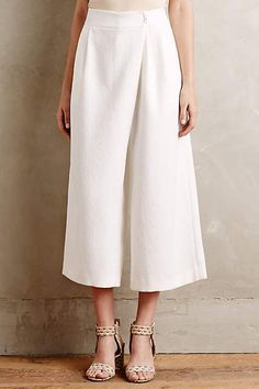 Midtown Culottes - anthropologie.com #anthrofave