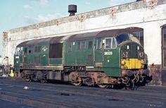 Railway Herald :: Imaging Centre :: at Gloucester Horton Road MPD Electric Locomotive, Diesel Locomotive, Automobile, Steam Railway, Abandoned Train, Railroad Photography, E Sport, Cool Photos, Interesting Photos