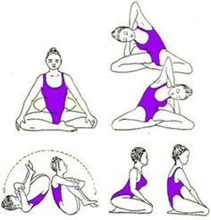 Outstanding Yoga Exercises for Neck Pain: Here are some yoga poses that will relieve you from your neck pain. The post Yoga Exercises for Neck Pain: Here are some yoga poses that will relieve you . Yoga Pilates, Sup Yoga, Yoga Moves, Yoga Meditation, Pilates Reformer, Vinyasa Yoga, Yoga Kundalini, Yoga Series, Yoga Exercises