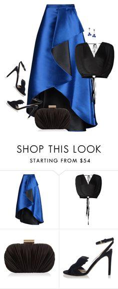 """""""Valentino"""" by tina-pieterse ❤ liked on Polyvore featuring Badgley Mischka, Tome, Accessorize, Valentino and Kate Spade"""
