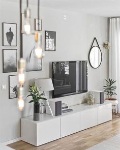 Focus Wall Design Inspiration For Small Living Rooms