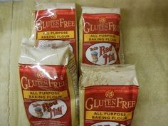 Bobs Red Mill Gluten Free All-purpose Baking Flour, 22  Ounce Each ( Pack of 4) #BobsRedMill