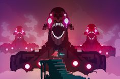 Hyper Light Drifter Developer: @heartmachinez Homepage: heart-machine.com