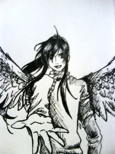 Fang by Jannat Day (from Maximum Ride manga by James Patterson)